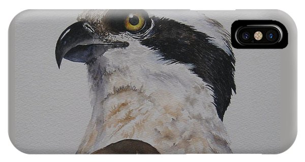 Proud Osprey IPhone Case