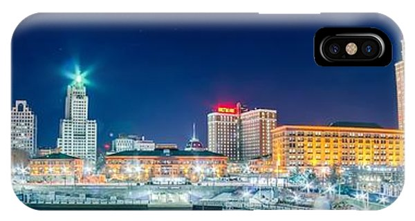 Providence IPhone Case