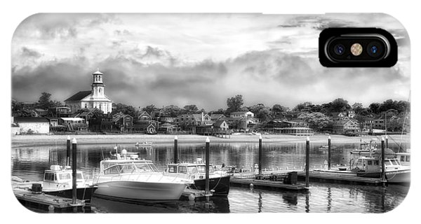 Provincetown Harbour View II IPhone Case