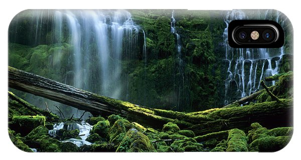 Proxy Falls IPhone Case