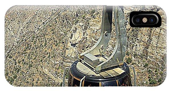 Ps Aerial Tram 18 IPhone Case