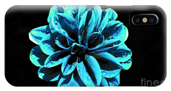 Psychedelic Flower 9 IPhone Case