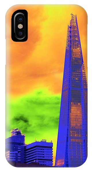 Psychedelic Shard IPhone Case