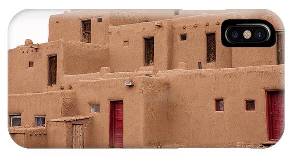 Pueblo Living IPhone Case
