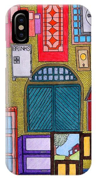 Puertas IPhone Case