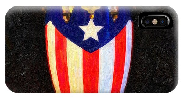 Puerto Rican Bomba IPhone Case