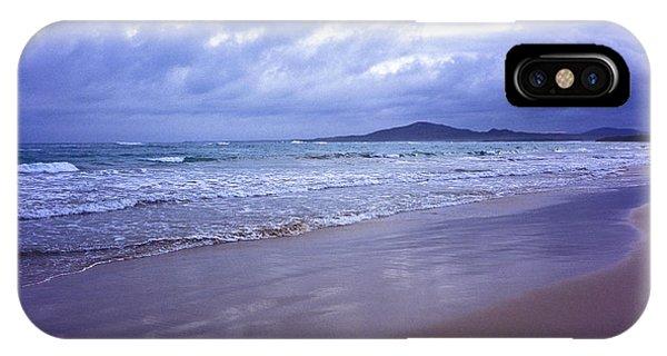 Puerto Villamil IPhone Case