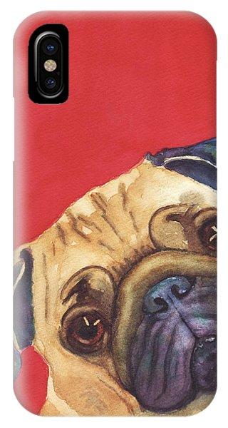 Pug 2 IPhone Case