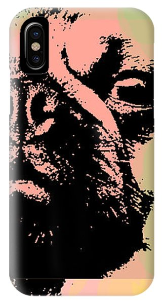 Pug Pop Art IPhone Case