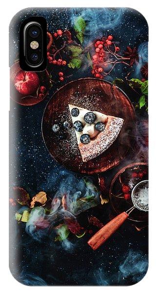Fruit iPhone Case - Pumpkin Pie by Dina Belenko