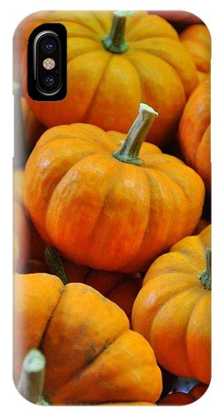 Pumpkins IPhone Case