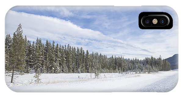Banff iPhone Case - Pure Delight by Evelina Kremsdorf