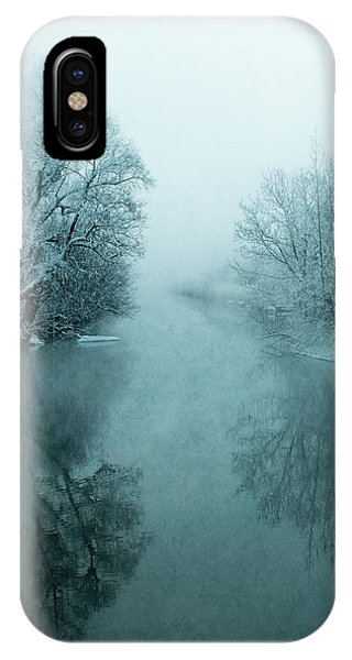 Winter iPhone Case - Pure II by Mike Kreiten