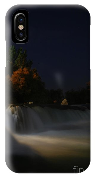 Pure Spirits Of The Waterfall IPhone Case