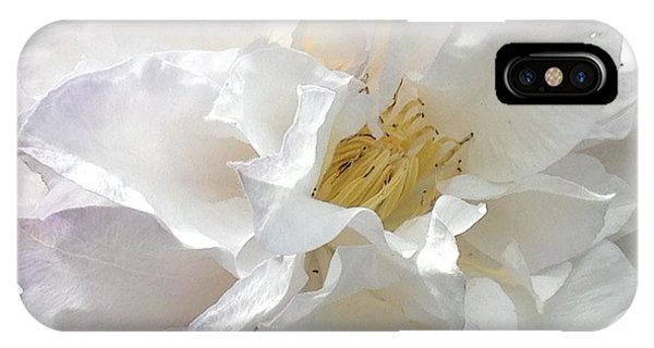 Pure White IPhone Case