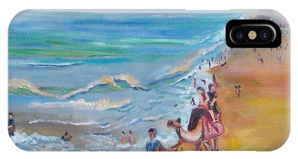 Puri Beach India IPhone Case