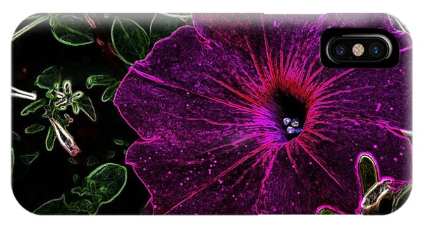 Purple Beauty IPhone Case
