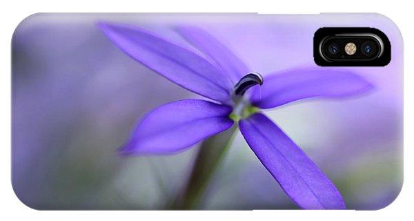 Purple Dreams IPhone Case