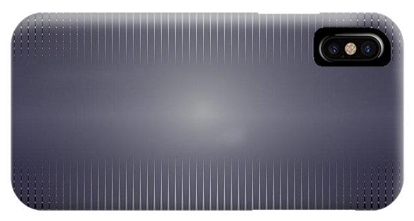 Purple Horizon IPhone Case