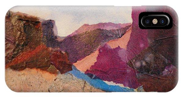 Purple Mountains Phone Case by Lori Chase