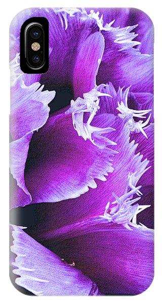Purple Perfection IPhone Case