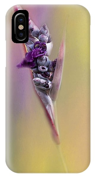 Purplicious IPhone Case