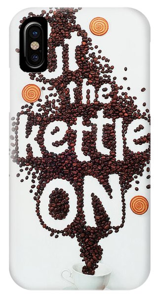 Kettles iPhone Case - Put The Kettle On! by Dina Belenko