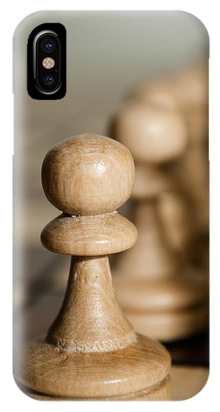 Pawns IPhone Case