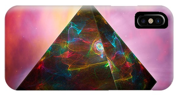 Pyramid Of Souls IPhone Case