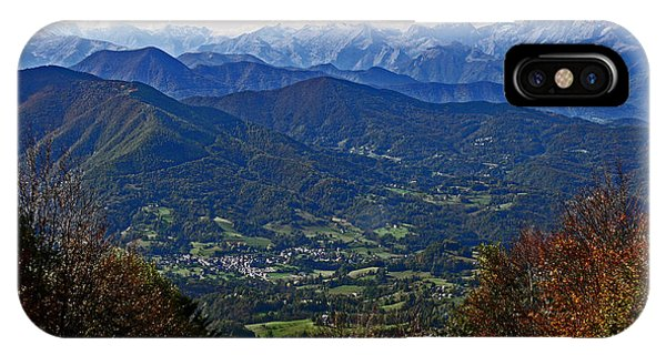 Pyrenean View IPhone Case