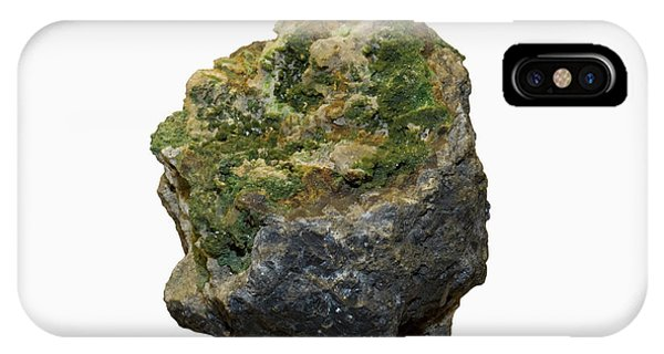 Pyromorphite Specimen Phone Case by Science Stock Photography/science Photo Library