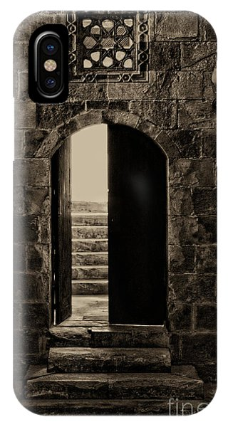 Qalawun Doorway Cairo IPhone Case