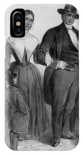 Quaker Giants, 1849 IPhone Case