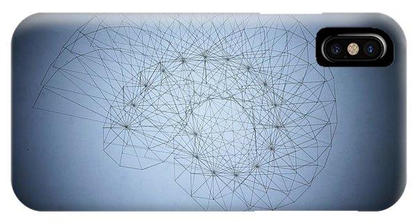 Quantum Nautilus Spotlight IPhone Case