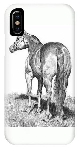 Quarter Horse Assets IPhone Case