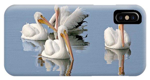 Quartet's Reflections IPhone Case