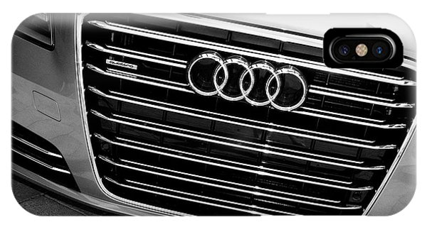 Auto Show iPhone Case - Quattro Palm Springs by William Dey