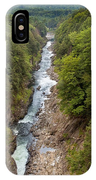 Quechee Gorge State Park IPhone Case