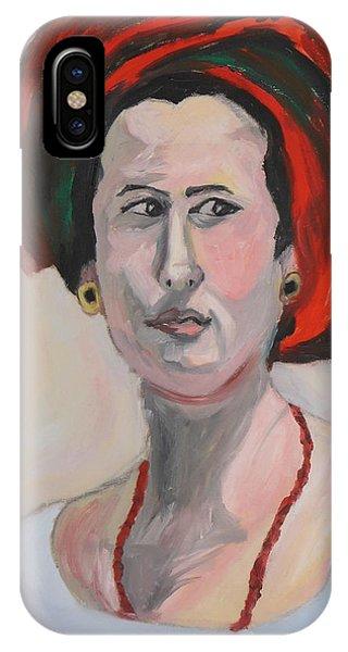 Queen Esther IPhone Case