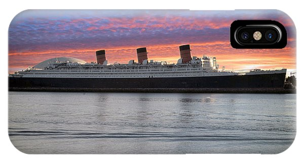 Queen Mary IPhone Case