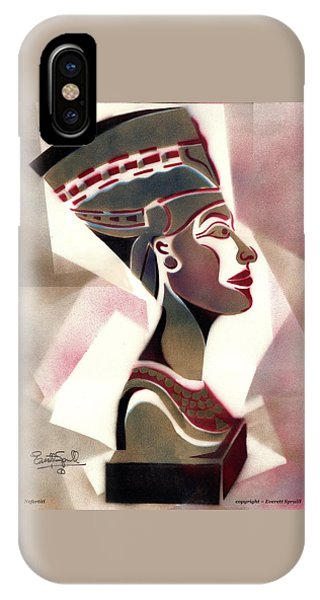 Queen Nefertiti IPhone Case