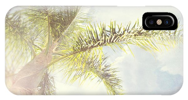 Queen Palm IPhone Case
