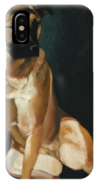 Queen Sheba IPhone Case