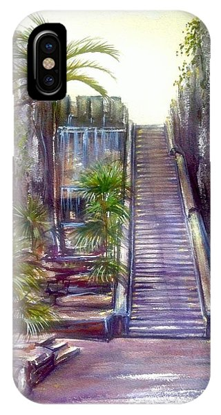 Queen's Staircase IPhone Case