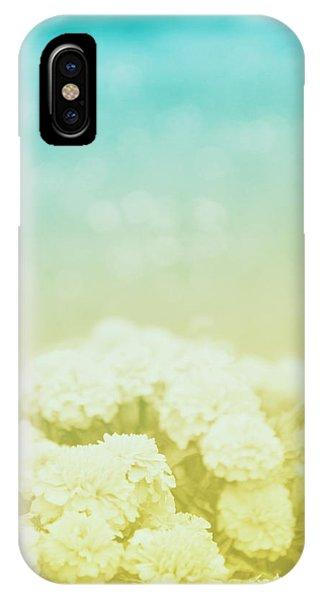 Sherri iPhone Case - Queenstown Flowers #1 by Sherri Abell