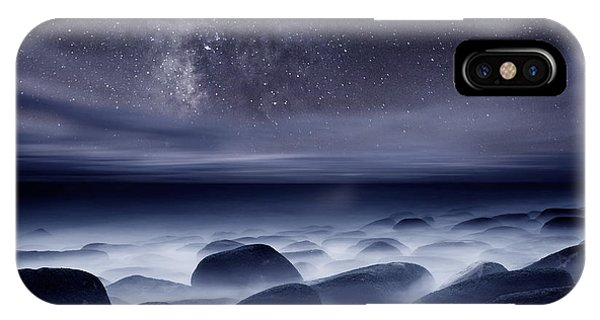 Quest For The Unknown IPhone Case