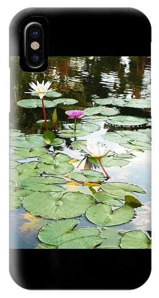 iPhone Case - Quiet Day At The Pond by Stephanie Callsen