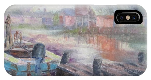 Quiet Morning In East Point Phone Case by Susan Richardson