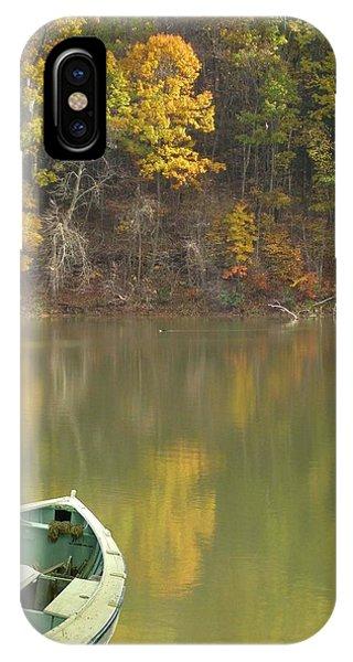 Quiet Pond IPhone Case