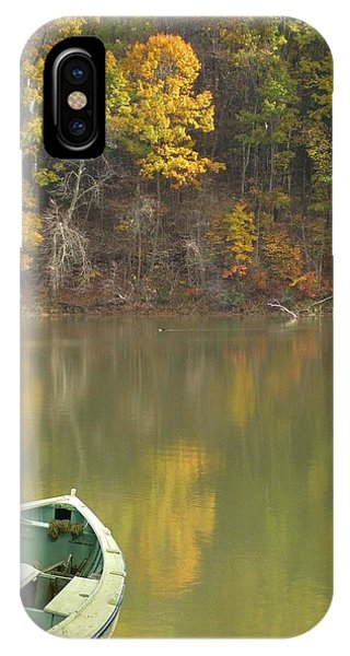 Quiet Pond IPhone Case